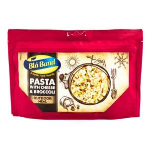 Bla Band Pasta with Cheese and Broccoli Camp Food