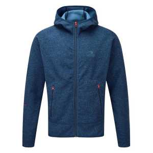 Mountain Equipment Kore Hooded Jacket - Denim Blue