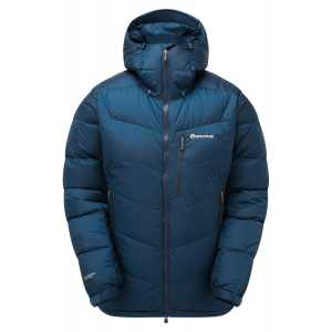 Montane Resolute Down Jacket - Narwhal Blue