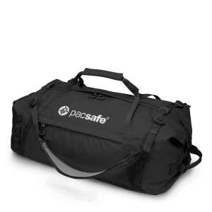 Pacsafe Duffelsafe AT80 Anti-Theft Adventure Duffel - Black
