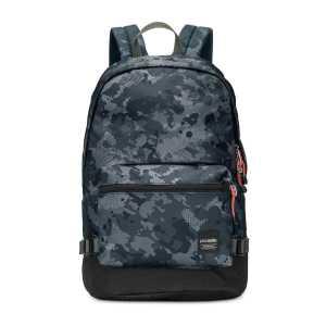 Pacsafe Slingsafe LX400 anti-theft backpack - Grey Camo (Ex-Sample)