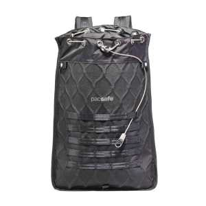 Pacsafe Ultimatesafe 12L Locking Backpack - Black (Ex-Sample)
