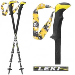 Leki Sherpa XL AS Trekking Poles - One Pair
