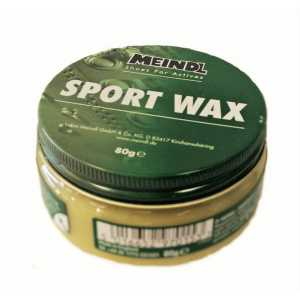 Meindl Sportwax for Leather Footwear - Clear