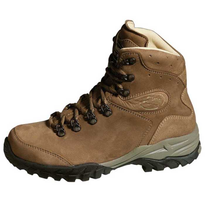 0b7c6ca28ba Meindl Meran Lady Wide Fit Walking Boots - Brown