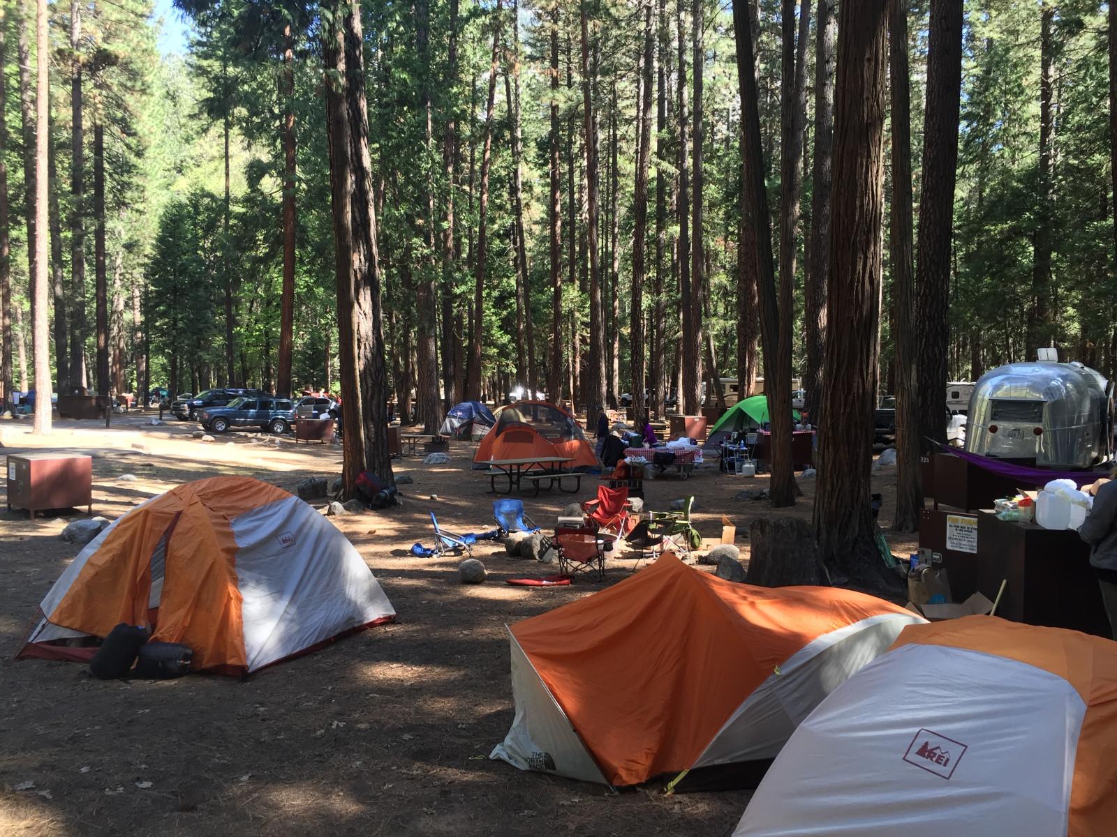 Hipcamp | Upper Pines Campground | Yosemite, CA | Search ...