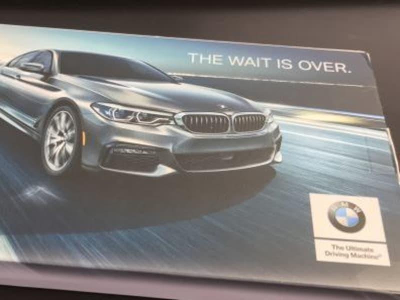 BMW G30 Mailer