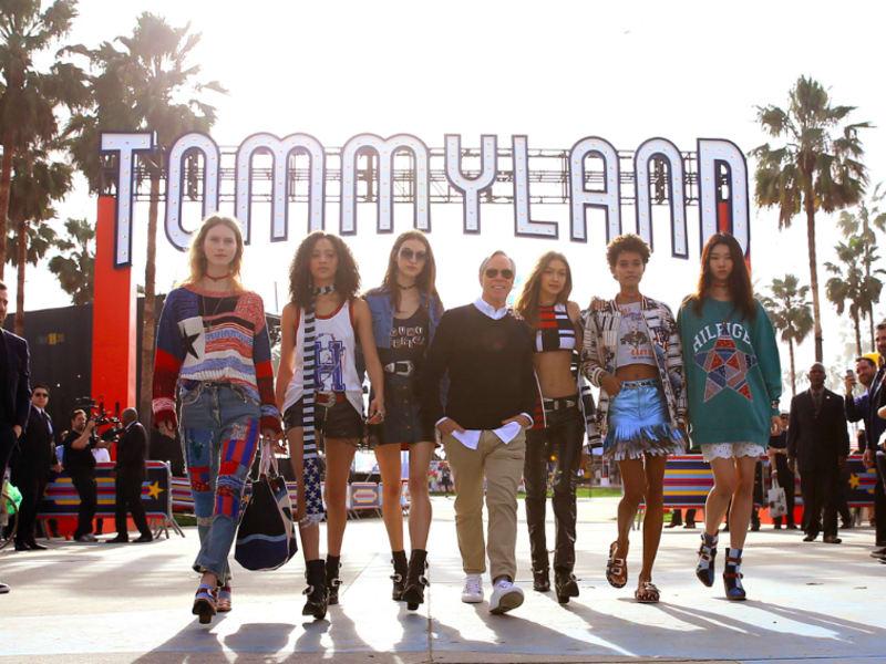TommyxGigi S/S Fashion Show 2017