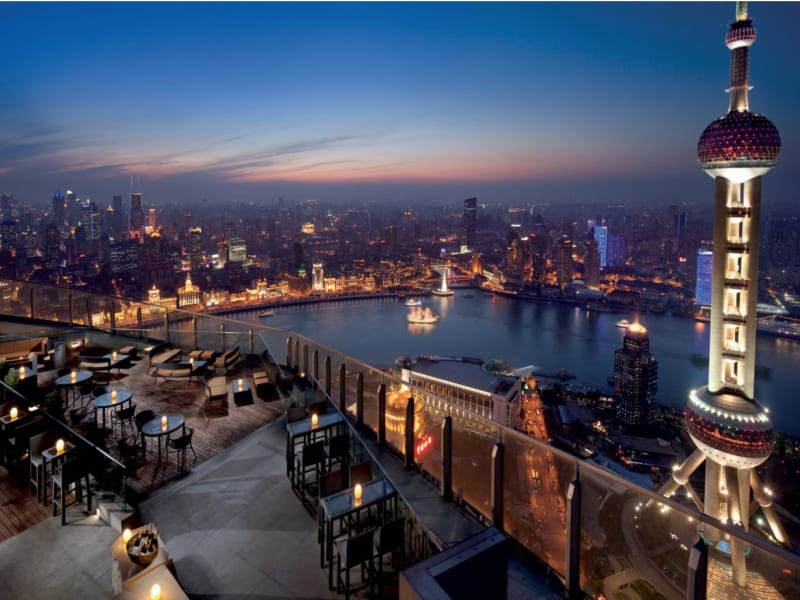 The 9 Best Hotels in Shanghai
