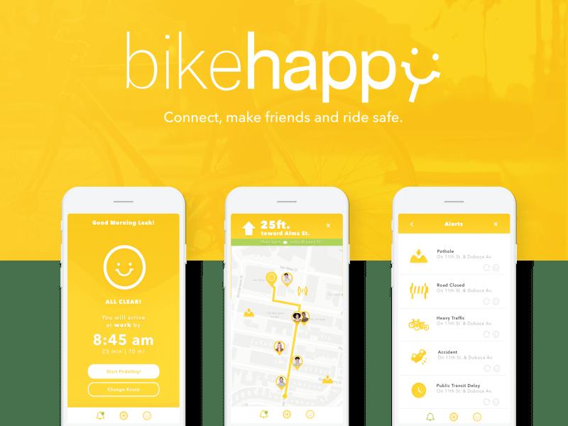bikeHappy