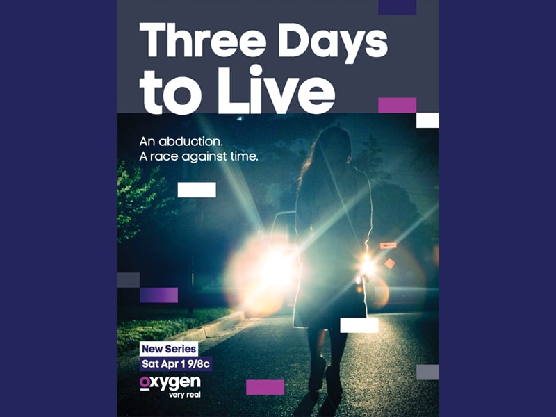 Three Days to Live Key Art