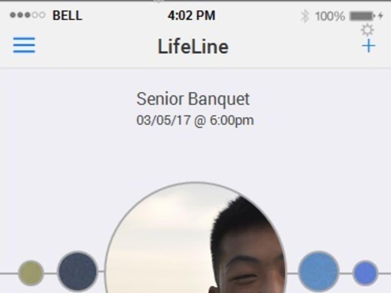 LifeLine Senior Project