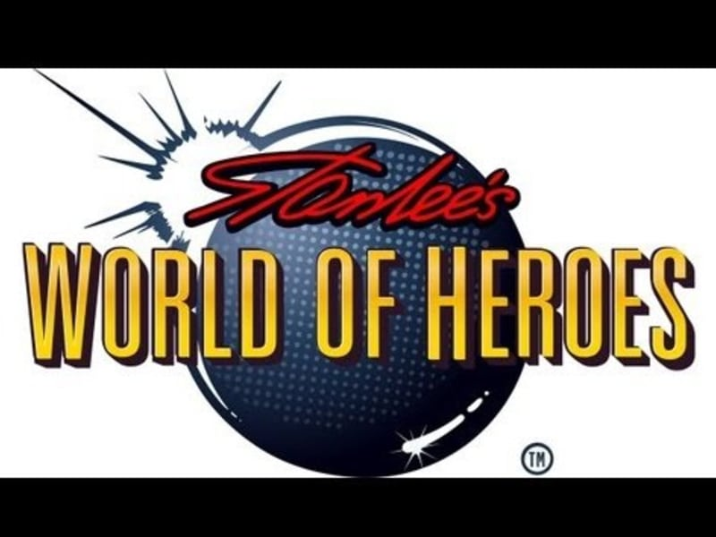Stan Lee and YouTube Launch 'World of Superheroes'