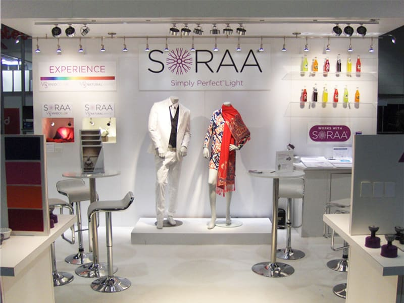 Soraa Lighting Tradeshow