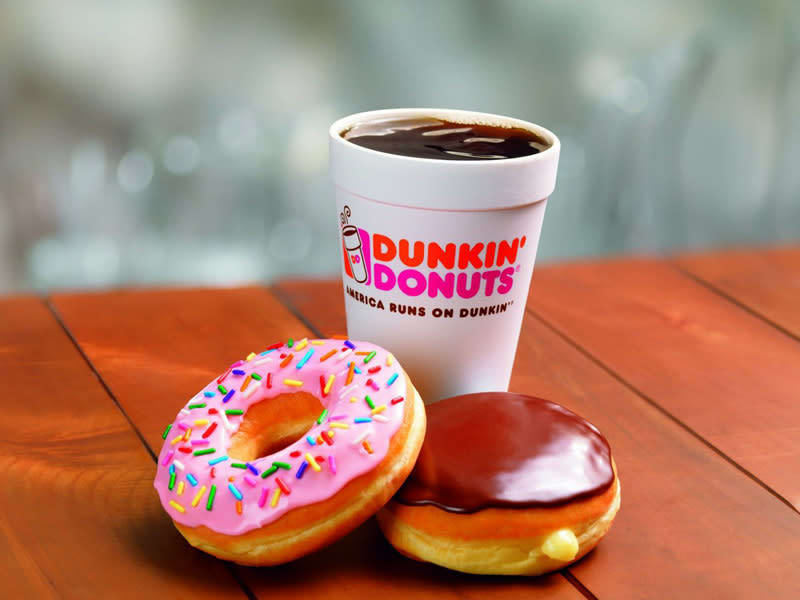 Strategic Management Pitch Contest - Team Dunkin Donuts