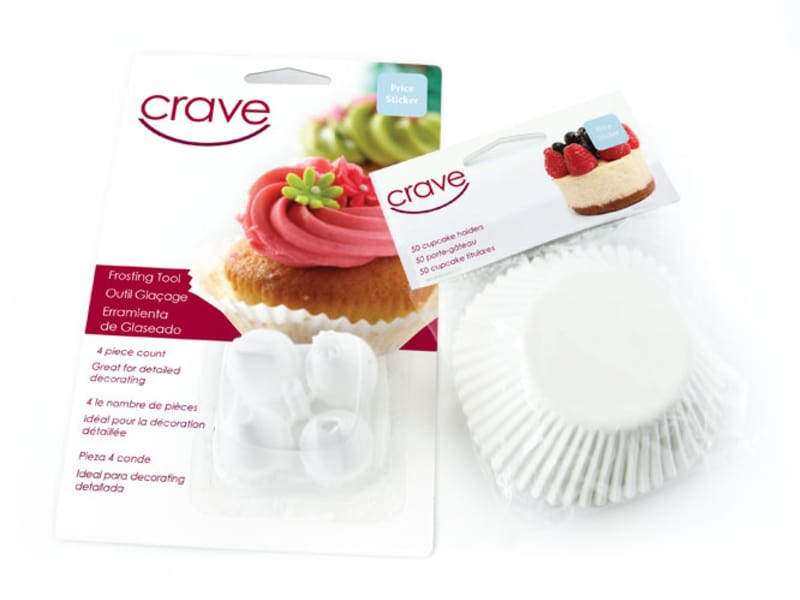 Crave Branding & Packaging
