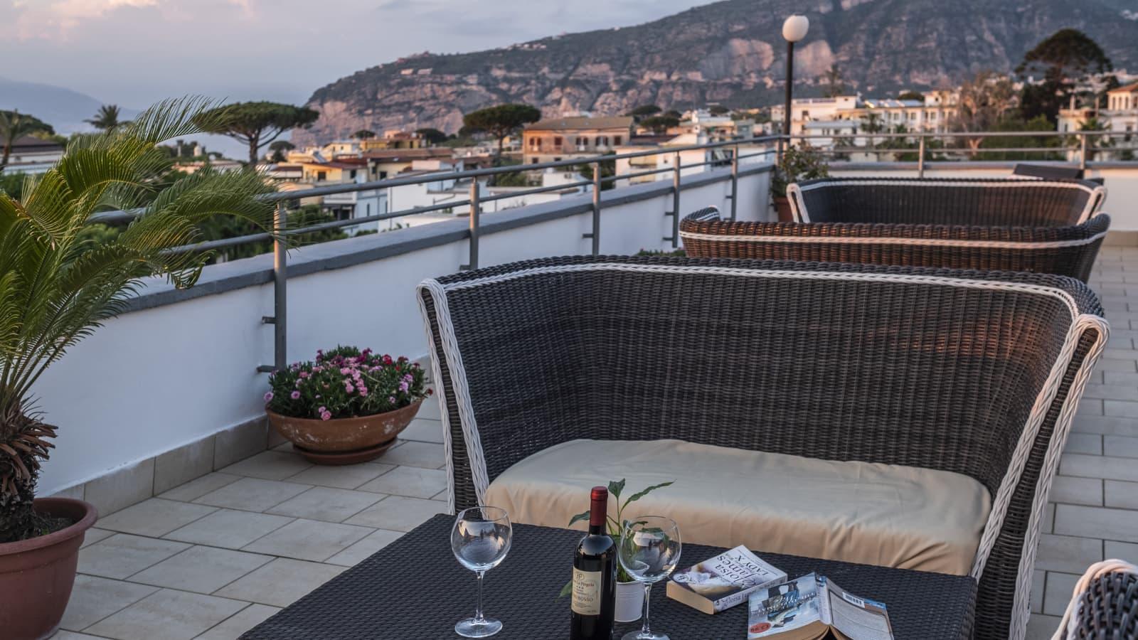 Hotel La Pergola Sorrento Sorrento And Amalfi Coast Summer Holidays Topflight Ie