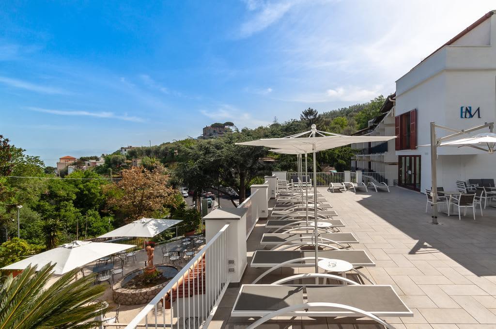 Hotel Metropole, Sorrento, Sorrento and Amalfi Coast Summer