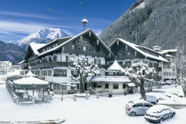 Alpendomizil Neuhaus Hotel and Spa, Mayrhofen, Austria