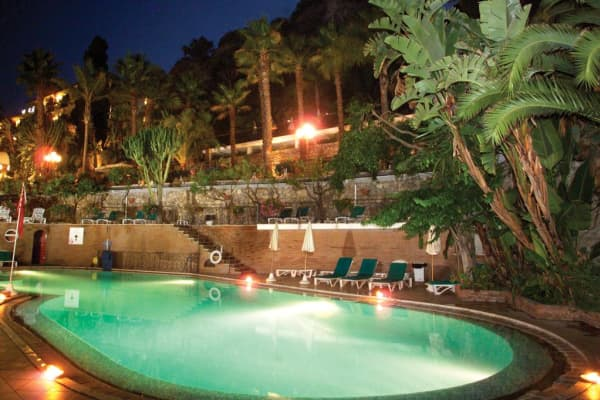 Hotel Ariston,Taormina