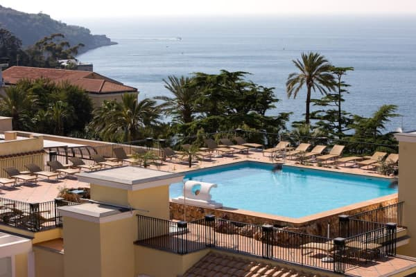 Grand Hotel La Favorita,Sorrento
