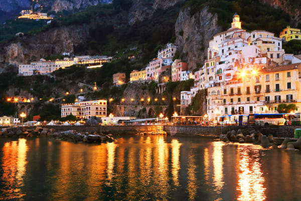 Amalfi Sorrento Combination
