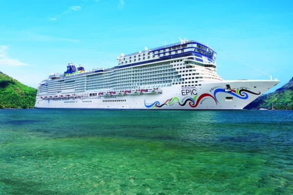 NCL Western Mediterranean Cruise & Stay Rome