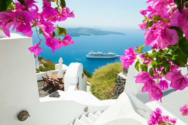 Royal Caribbean Mediterranean Greek Isles Fly & Cruise Barcelona