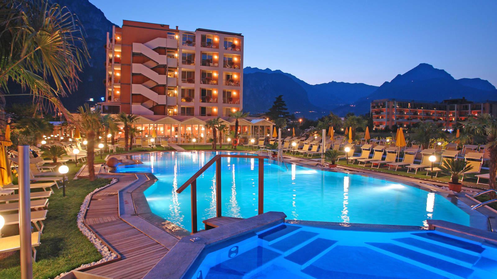 Hotel Savoy Palace Riva