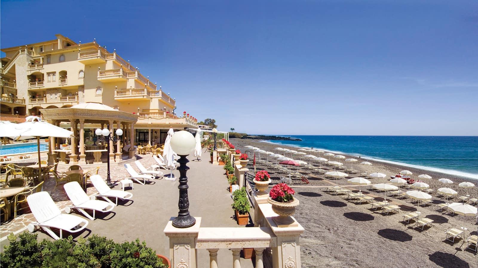 Giardini naxos holidays sicily holidays with topflight