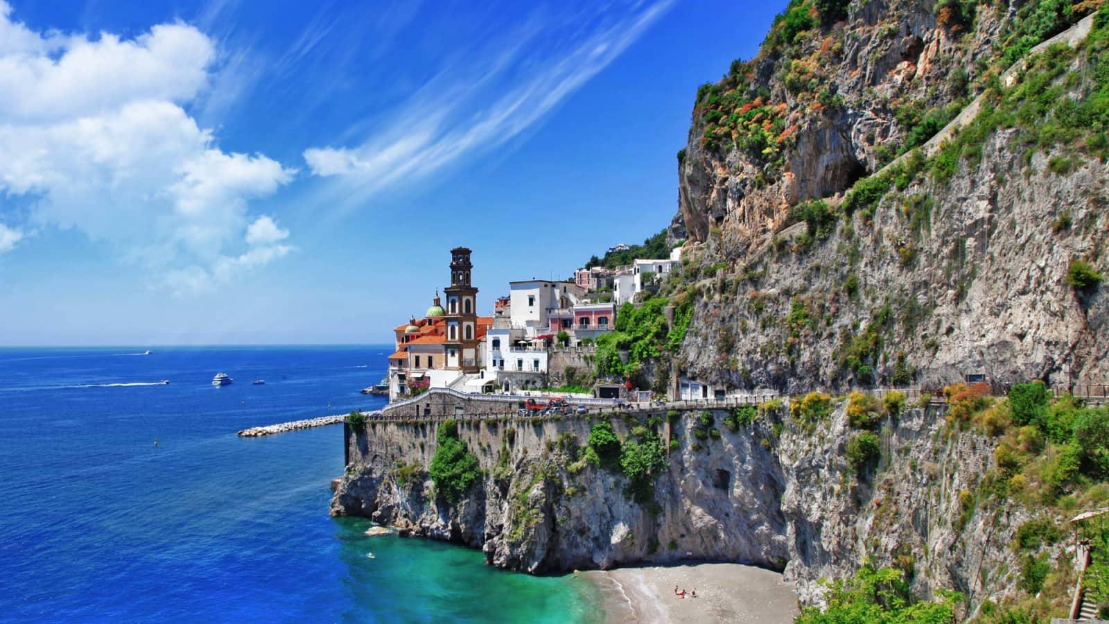 Amalfi Beach Resort