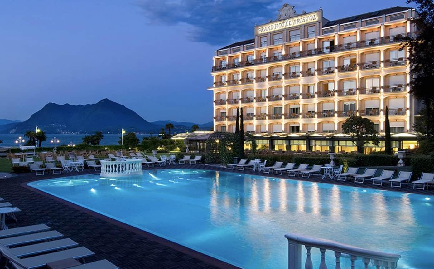 Hotel Bristol Stresa Italy