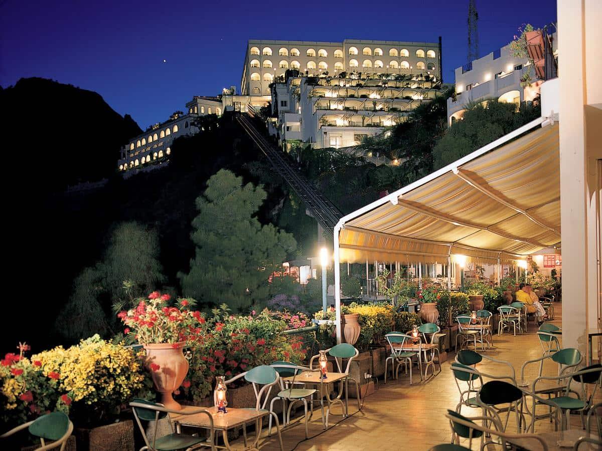 Hotel Antares Letojanni Spa
