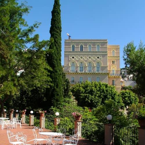 Hotel Excelsior Palace Taormina Sicily