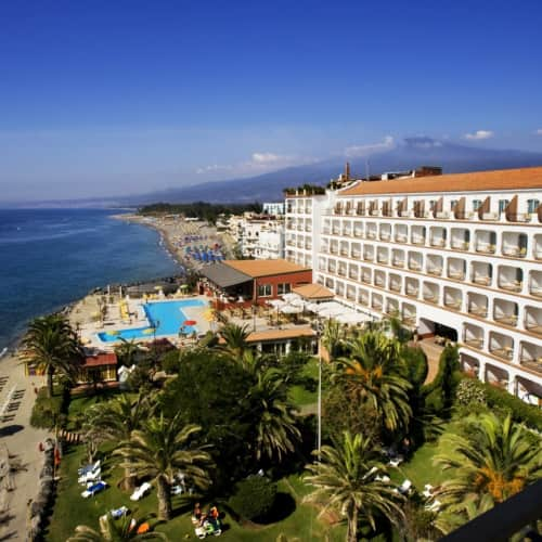 Giardini naxos holidays sicily holidays with topflight - Hotel giardini naxos 3 stelle ...