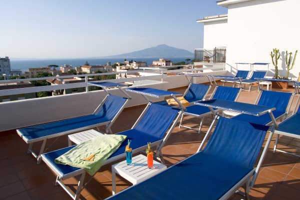 Hotel Caravel, Sorrento, Bay of Naples