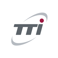 An image of the logo of TTi, the company that acquired the Hoover Brand in 2007