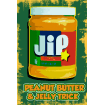 PEANUT & JELLY JAM SET