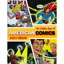 Book-The Classic Era of American Comics