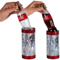 Self- Filling coke bottle