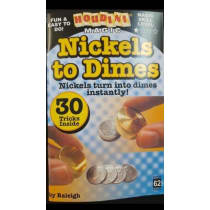 Book-Nickels and Dimes Book-30 tricks