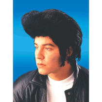 Wig-Rock Star-Elvis