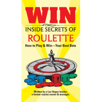 Book-Inside Secrets Of Roulette