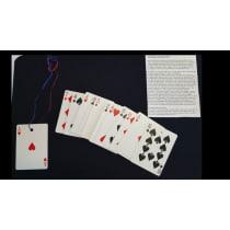 Houdini Card Escape