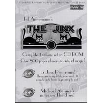 DVD-Jinx 3 Volume Set with CD