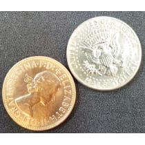 Copper Silver Coin Set