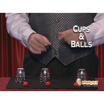 Cups and Balls with DVD