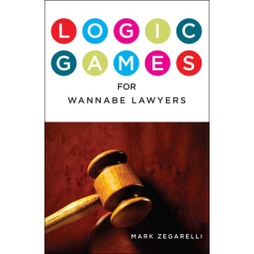 Book-Logic Games For Lawyers
