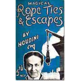 Book-Rope Ties and Escapes