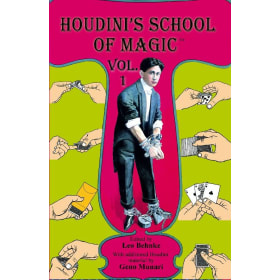 Houdini's School of Magic -Set